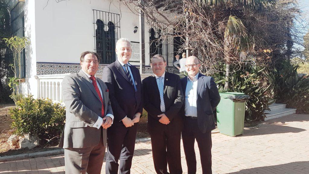 British Ambassador in Spain