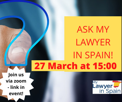 Legal advice in Spain online