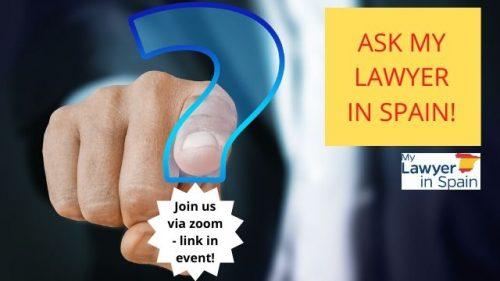 Ask my Lawyer in Spain