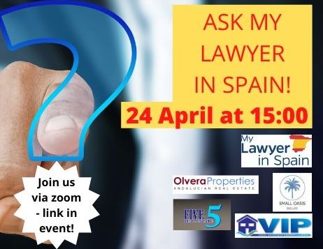 Estate agents from across Spain joined My Lawyer in Spain to talk about the current market in their part of Spain and what potential buyers can do during the lockdown and beyond